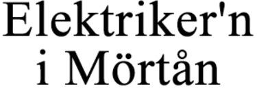 Elektriker'n i Mörtån logo