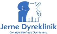 Jerne dyreklinik logo