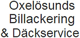 Oxelösunds Billackering & Däckservice logo