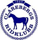 Clarebergs Ridklubb logo