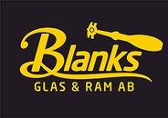 Blanks Glas & Ram, AB logo