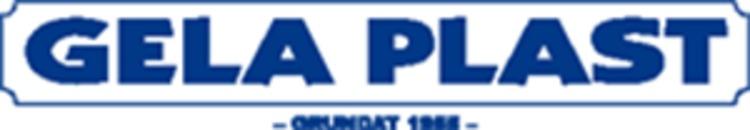 Gela Plast AB logo