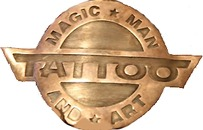 Magic Man Tattoo & Art AB logo