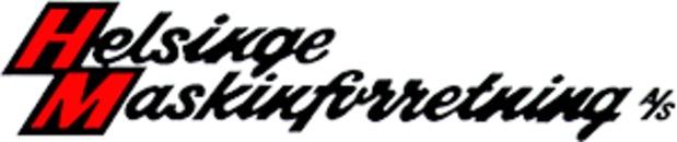 Helsinge Maskinforretning A/S logo