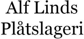 Alf Linds Plåtslageri logo