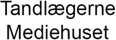 Tandlægerne Mediehuset logo