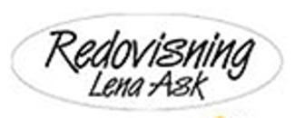 Redovisning Lena Ask AB logo