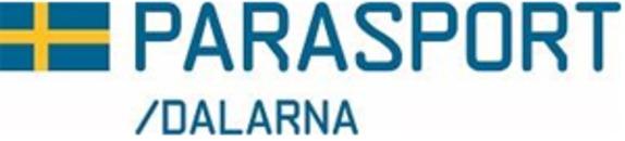 Dalarnas Parasportförbund logo