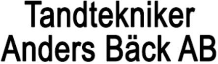 Tandtekniker Anders Bäck AB logo