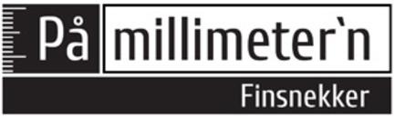 På Millimeter'n Finsnekker AS logo
