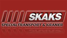 Skaks Specialtransport logo