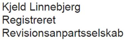 Kjeld Linnebjerg Registreret Revisionsanpartsselskab logo