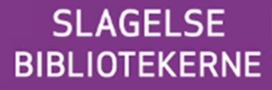 Slagelse Biblioteker & Borgerservice - Skælskør logo