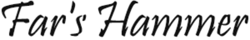 Far's Hammer logo