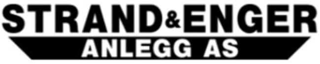 Strand og Enger Anlegg AS logo
