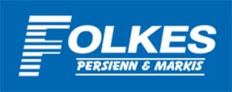 Folkes Persienn & Markis AB logo