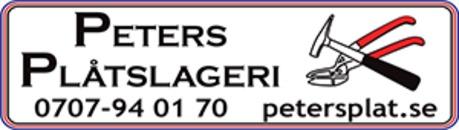 Peter Svensson Plåtslageri I Mellerud AB logo
