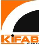 KIFAB i Kalmar AB logo