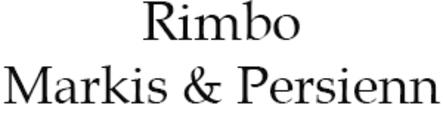 Rimbo Markis & Persienn logo