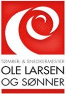 Tømrermester Ole Larsen & Sønner ApS logo
