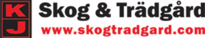 KJ Skog & Trädgård AB logo