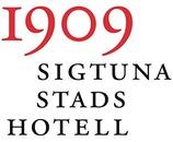 1909 Sigtuna Stadshotell logo