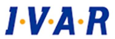 IVAR Gjenvinningsstasjon Forus logo