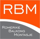 Romerike Balkongmontasje AS logo