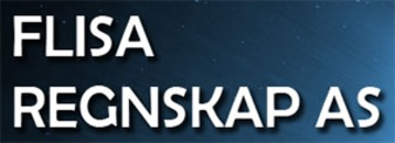 Flisa Regnskap AS logo