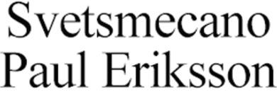 Svetsmecano Paul Eriksson logo