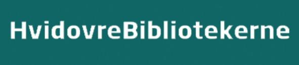 Hvidovre Hovedbibliotek logo