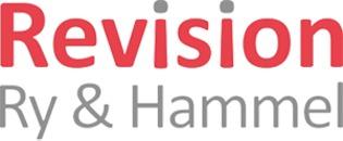 Revision Ry & Hammel Godkendt Revisionsaktieselskab logo