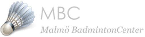 Malmö Badminton Center logo