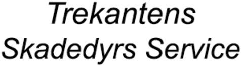 Trekantens Skadedyrs Service logo
