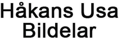 Håkans Usa Bildelar logo