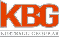 KBG Kustbygg Group AB logo