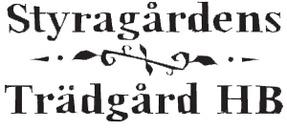 Styragårdens Trädgård logo