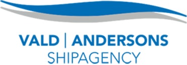 Vald. Andersons Shipagency AB logo