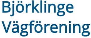 Björklinge Vägförening logo