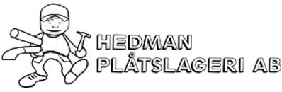 Hedmans Plåt AB logo