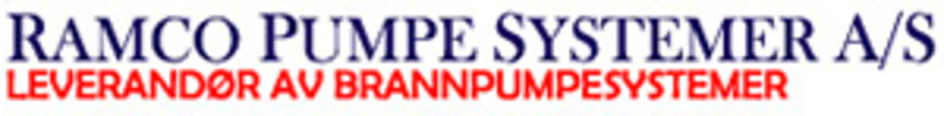 Ramco Pumpesystemer AS logo