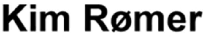 Kim Rømer logo