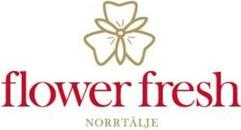 Flower Fresh Norrtälje logo