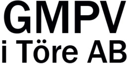 GMPV i Töre AB logo
