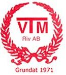 VTM Riv AB logo