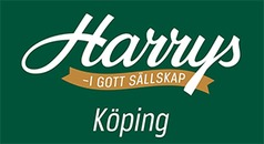 Harrys Köping logo