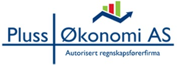 Pluss Økonomi AS logo