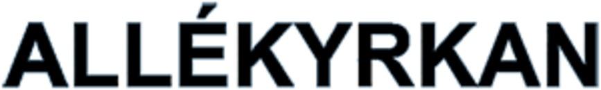 Allékyrkans Församling Smedjebacken logo
