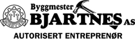 Byggmester Bjartnes AS logo