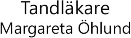 Tandläkare Öhlund Margareta logo